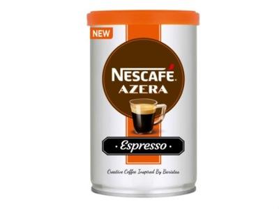 Nescafe Azera Эспрессо кофе Растворимый 100г