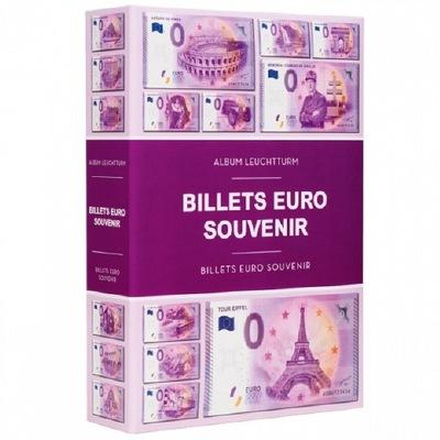 Leuchtturm - Album na 420 banknotów Euro Souvenir