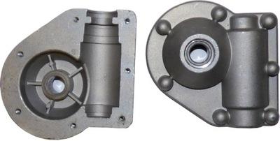 prevodovky Prípade rotora ZLST651Q PRÁVA