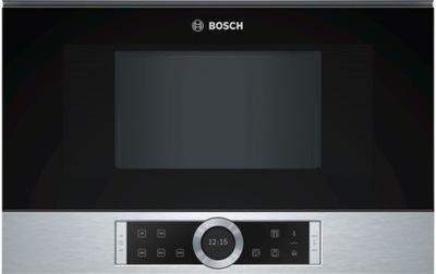 Микроволновая печь ??? установки Bosch BFR634GS1 900ВТ 21L