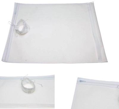 Tašky wielorazowe pre čistejšie brúsenie sadrovca