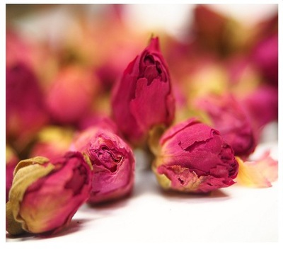 цветы съедобным сушеные Почки РОЗОВЫЙ почки роза 20 г
