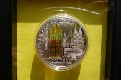 10 $ КУК ISL 2010 - СОБОР в КЕЛЬНЕ -ОКНА НЕБЕС