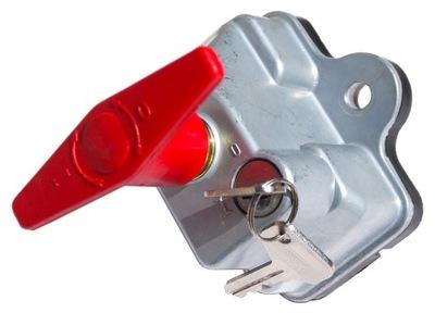 Выключатель Выключатель тока массы Manitou JCB 12 /24V