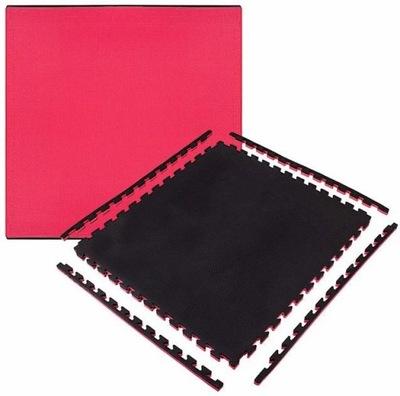 A10 PENOVÉ PUZZLE MAT 100x100CMx2CM BLACK ROSE