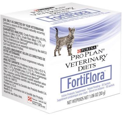 Purina FORTIFLORA для кошек (30 пакетиков х 1 г)
