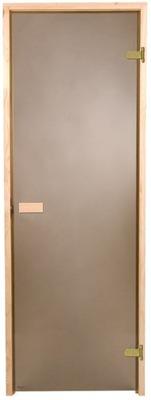 двери ??? сауну МАЛЕНЬКИЕ 59x179 см коричневый Сосна САУНА