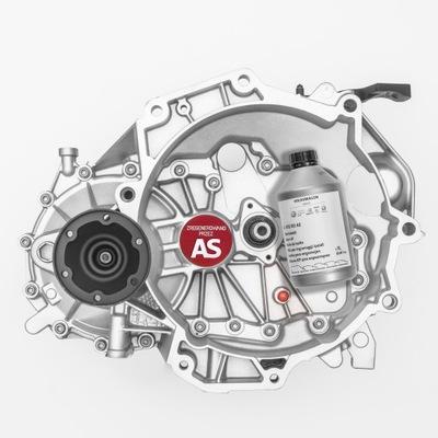 КОРОБКА ПЕРЕДАЧ 1.2 TSI 1.4 TSI VW PKH LGQ PED