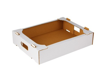 картон на пончики 400x300x85 Белый 1500szt Ноль ,62zł.