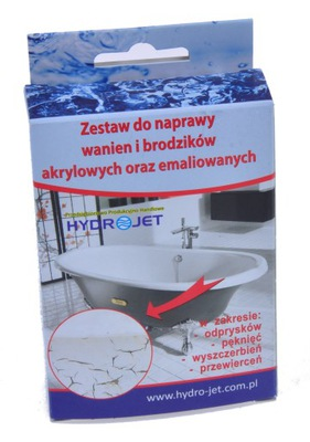 комплект ремонта ??? ванн и душевых поддонов HYDRO-JET