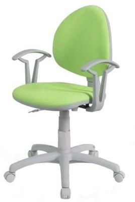 Krzesło obrotowe SMART WHITE M28 Nowy Styl