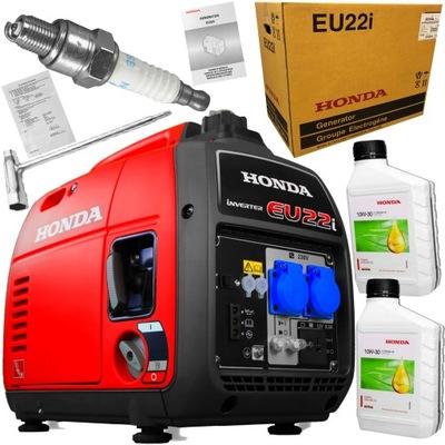 Honda EU22i приводимый в действие генераторная instagram AVR оригинал Новый