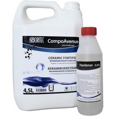 ARBORITEC CompoAvenue - Лак 4 ,95 L - блеск