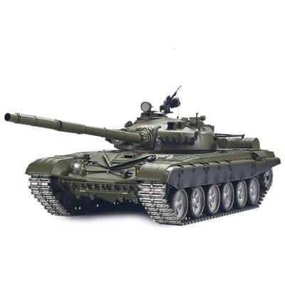 Дистанционно управляемый Танк T72 3939-1USP PRO сталь V6