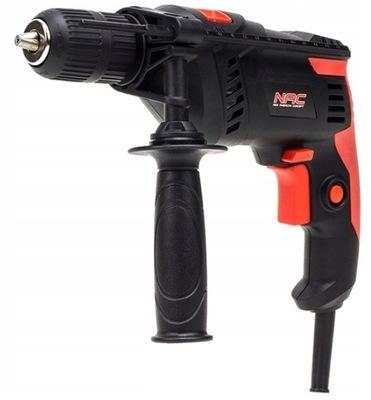 Дрель ударная NAC IDE50-GY 500W Регулирование