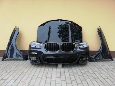 КАПОТ КРЫЛО БАМПЕР, ФОНАРЬ, РАДИАТОР, BMW X3 G01