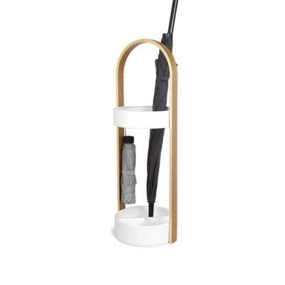 Стенд зонтики зонтик Umbra Hub Белый FV23
