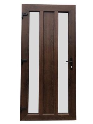 двери Внешние ВВОДА ПВХ 100 -210 от производителя