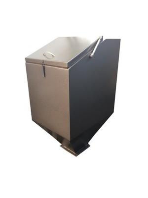 Palivová nádrž 25kW 3mm zásobník podávača koša