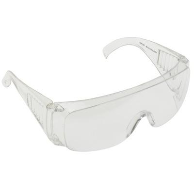 очки защитные PRZECIWODPRYSKO ОЧКИ рабочие ТРУДА