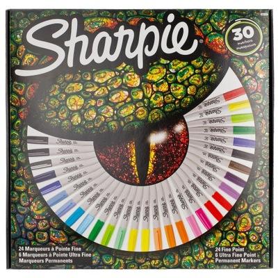 SHARPIE комплект маркеры Fine 30  ??  маркер маркеры