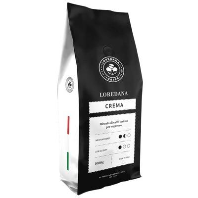 кофе в зернах ЛОРЕДАНА CREMA 1 кг - свежий !!