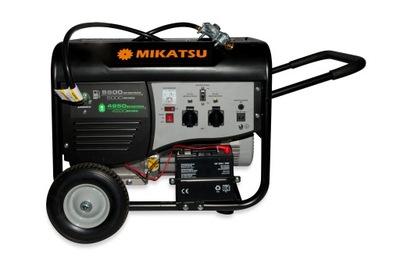Бензогенератор бензин /??? Mikatsu YFG5500DE