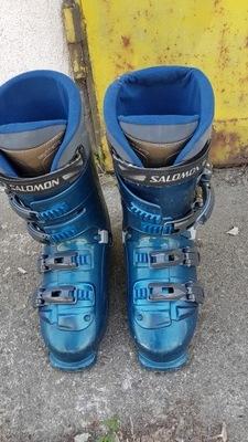 Buty narciarskie salomon evolution 9.0 flex 60 70 , rozm. 36