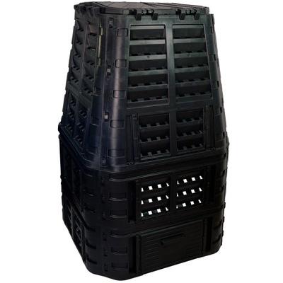 Компостер модульная 880L Черный Multi Компостер