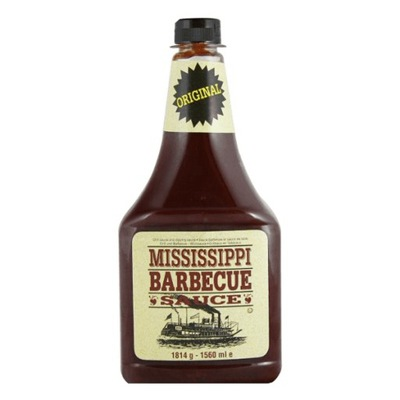 MISSISSIPPI соус barbecue BBQ 1814g ORIGINAL XXL