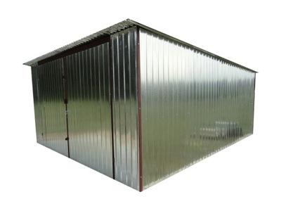 гараж железный ГАРАЖИ жестяные 4х5 4х6 4x7 жесть