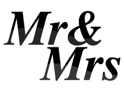 LÁSKA! VEĽKÝ ZNAK NA STENU, MR&MRS DIY 3D XL