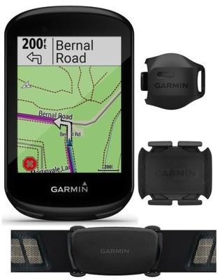 Nowy GARMIN EDGE 530 BUNDLE GPS + TOPO PL OSMapa