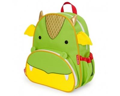 SKIP HOP batoh plecaczek predškolské dieťa, DRAK