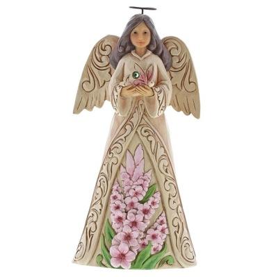 ангел покровитель всех, родившихся в АВГУСТЕ художника Jim Shore