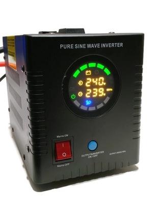 Zdroj nepretržitého napájania Sinus PRO 800 E 12V UPS CO