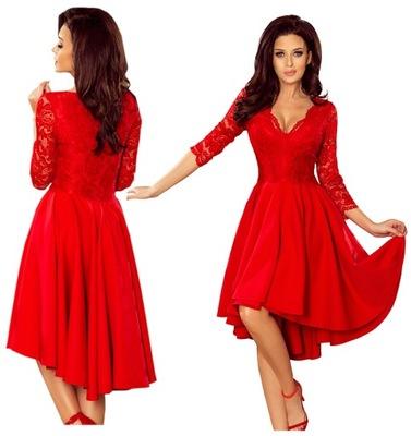 27d73c11dd8a5e Czerwone sukienki na wiosnę – trzy najlepsze stylizacje - Allegro.pl