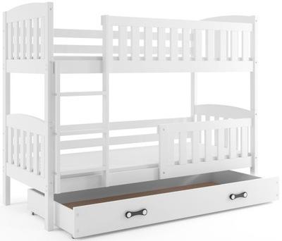 кровать двухъярусные кровати для детей Винни 190x80 +цвета