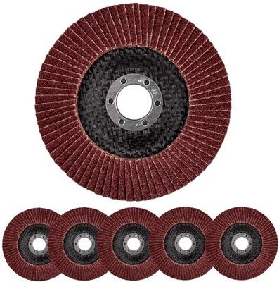 диск для ШЛИФОВАНИЯ   заслонка 125 мм P40