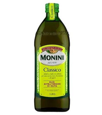 MONINI CLASSICO оливковое масло оливковое   экстракласс 1 Литр