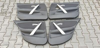 КАРТЫ ОБШИВКА BMW 1 E87 E 87 ПО РЕСТАЙЛИНГ 2007-