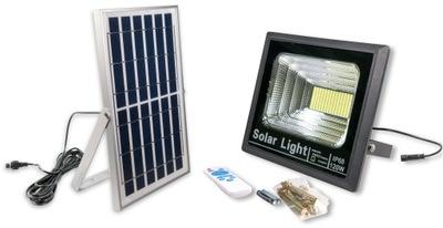 Lampy solárne LED 120W CZ. TWILIGHT PREMIUM+DIAĽKOVÉ OVLÁDANIE