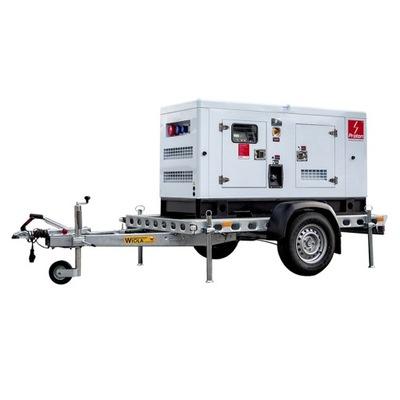 Mobile benzín, generátor 30kW 34kW GW24 + AVR