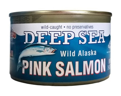 лосось с Аляски на шампуре 213g PINK SALMON
