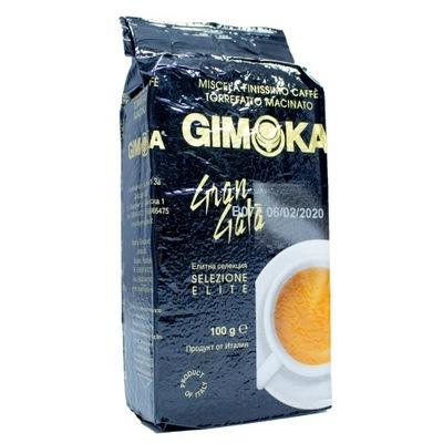 Gimoka Gran Gala 100г кофе молотая