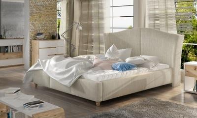 Łóżko Tapicerowane CHARLOTTE 180x200, Stelaż