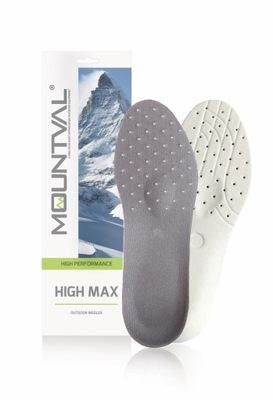 Profesjonalne wkładki do butów trekkingowych R.44