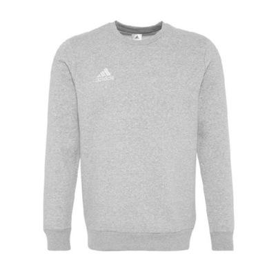 Bluza bez kaptura adidas s22320 męska czerwona l Zdjęcie