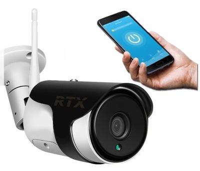 Камера RTX SmartCam Диаметр Туя Alexa Google