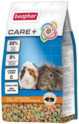 Beaphar Care+ Guinea Pig 250g dla świnek morskich